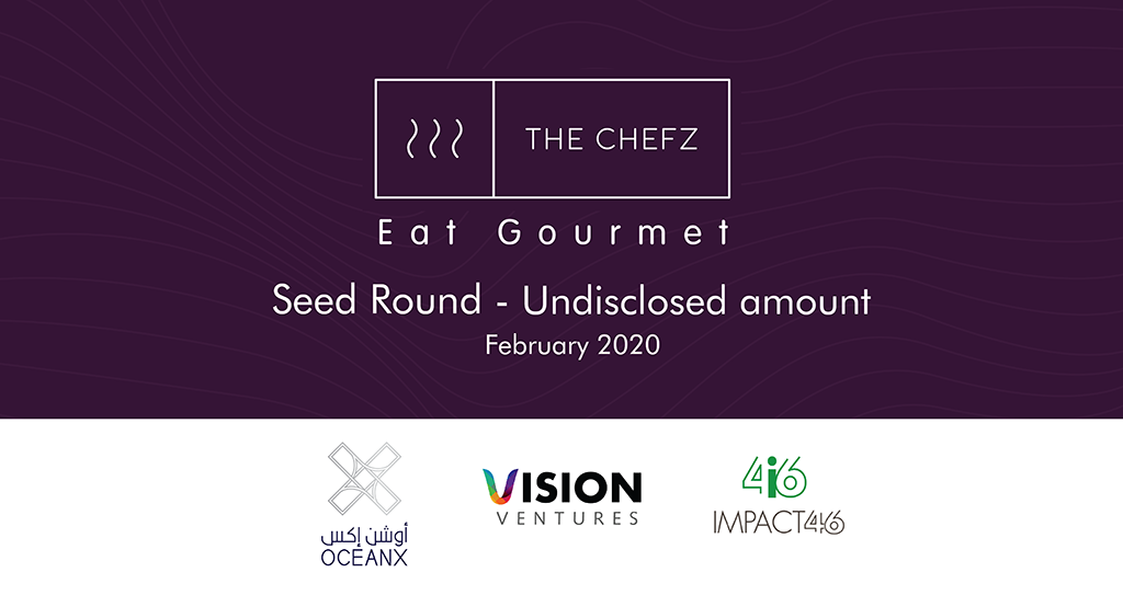 OceanX invests in The Chefz app