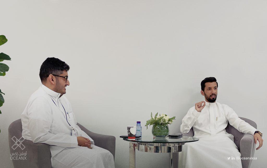 """Abdullah Al-Bandar, guest of the third """"Leaders' Meeting"""""""